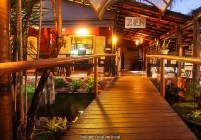 Zen Adega e Restaurante, requinte a dois