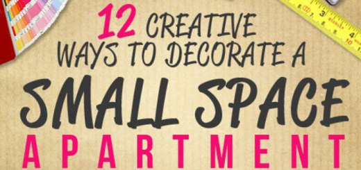 16 Creative Ways to Decorate a Small Space