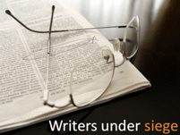 Writers Under Siege