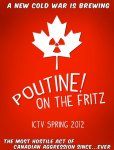 Poster Sample - Poutine! on the Fritz 2