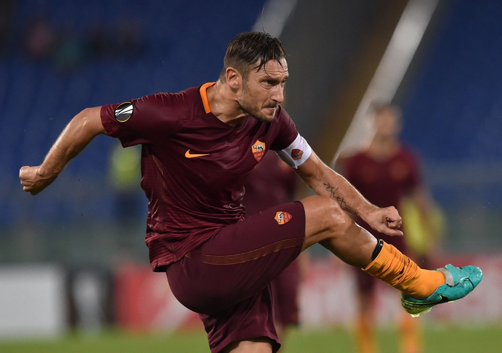 AS Roma v FC Astra Giurgiu - UEFA Europa League