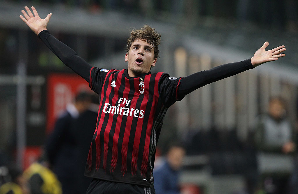 Locatelli, AC Milan