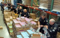 Boise Police Department at Idaho Foodbank