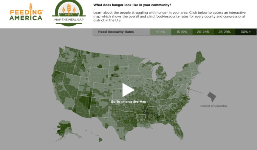 Map the Meal Gap 2015