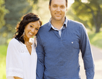 Adam Housley responds to critics who criticized his wife Tamera Mowry for marrying interracially. www.iDateDaily.com