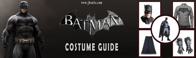 Batman Costume Guide