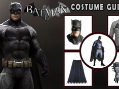 batman costume diy Guide