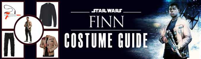 finn costume guide