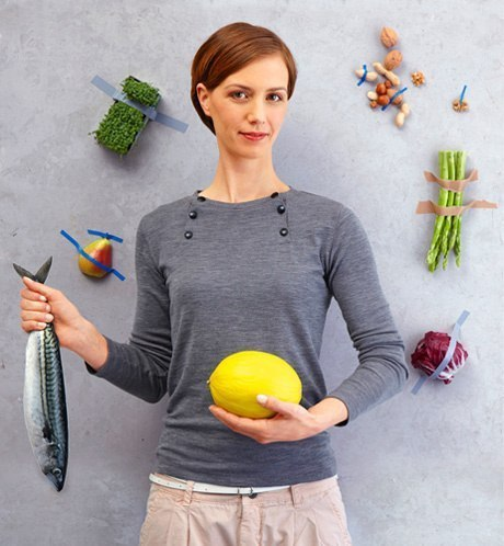 Как лучше сочетать продукты чтобы похудеть