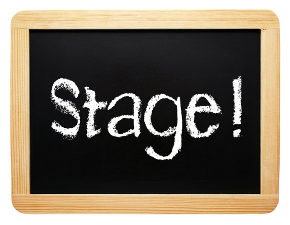 Stage !
