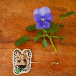 masishu- 春のピンブローチ
