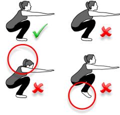 ćwiczenia na pupę