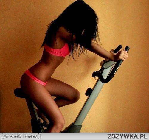 spalanie na rowerze