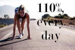 Mój ulubiony sposób motywacji do treningu