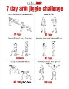 Jakie ćwiczenia na ręce