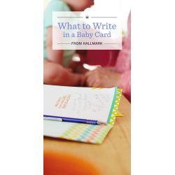 Impeccable A Baby Card Hallmark Ideas New Baby Wishes To Parents New Baby Wishes A Baby Card Hallmark Ideas Inspiration New Baby What To Write Pa New Baby What To Write