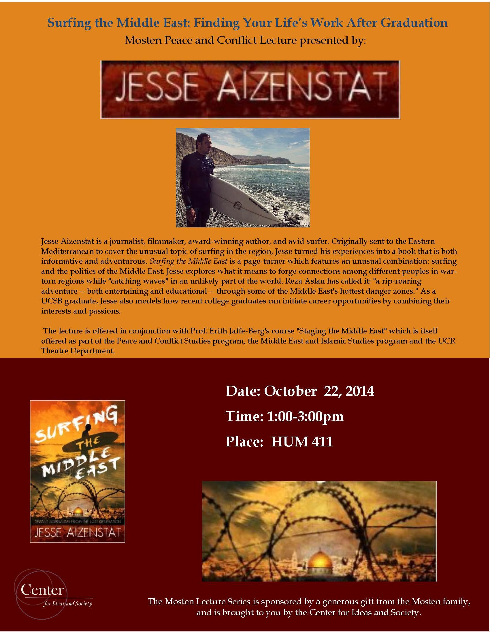 Jesse Aizenstat 10-22