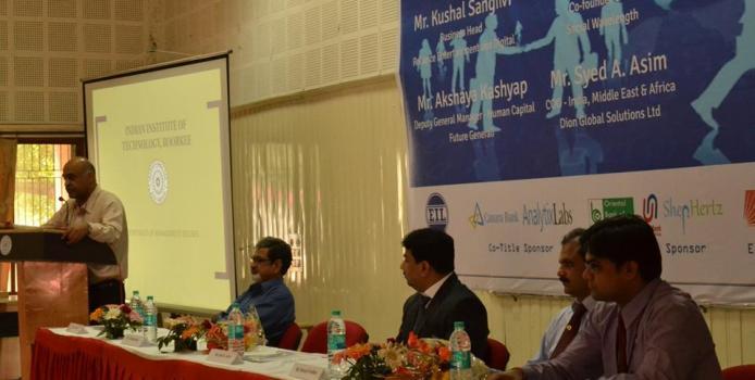 Avenir Business Conclave, IIT Roorkee