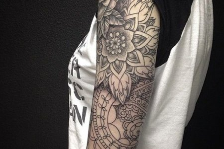 6 half sleeve tattoos