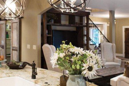 2 kitchen lighting ideas