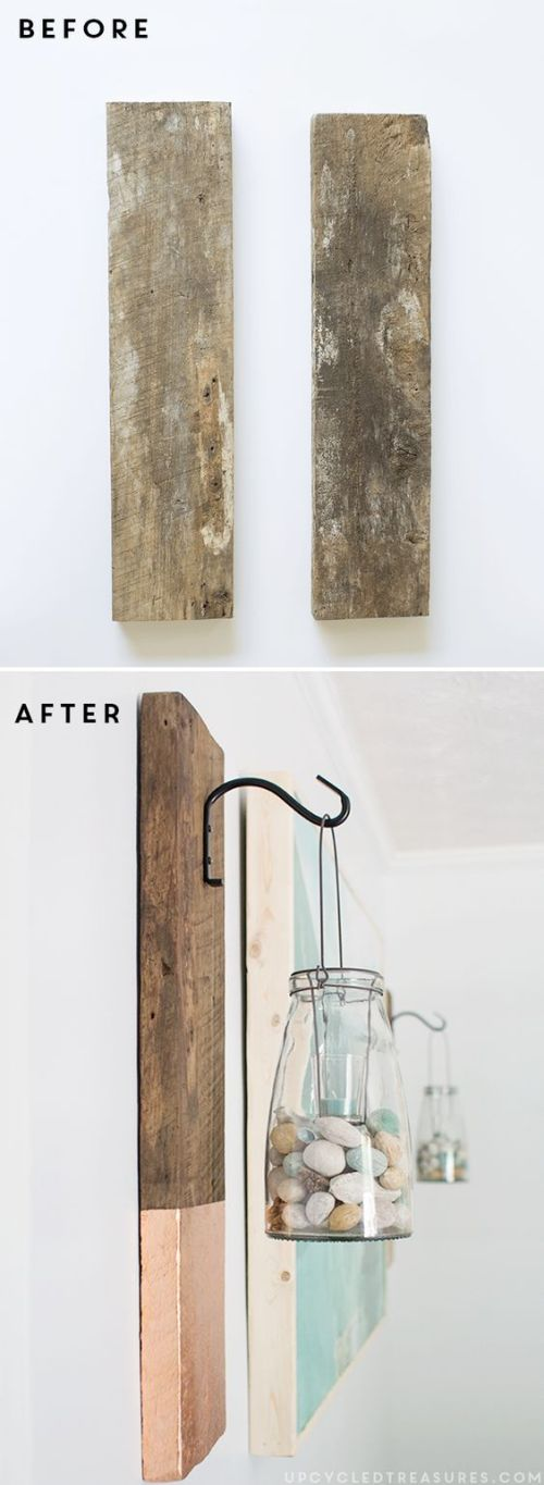 Medium Of Homemade Rustic Decor