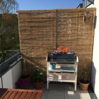 balkon sichtschutz aus bambus selber bauen anleitung. Black Bedroom Furniture Sets. Home Design Ideas