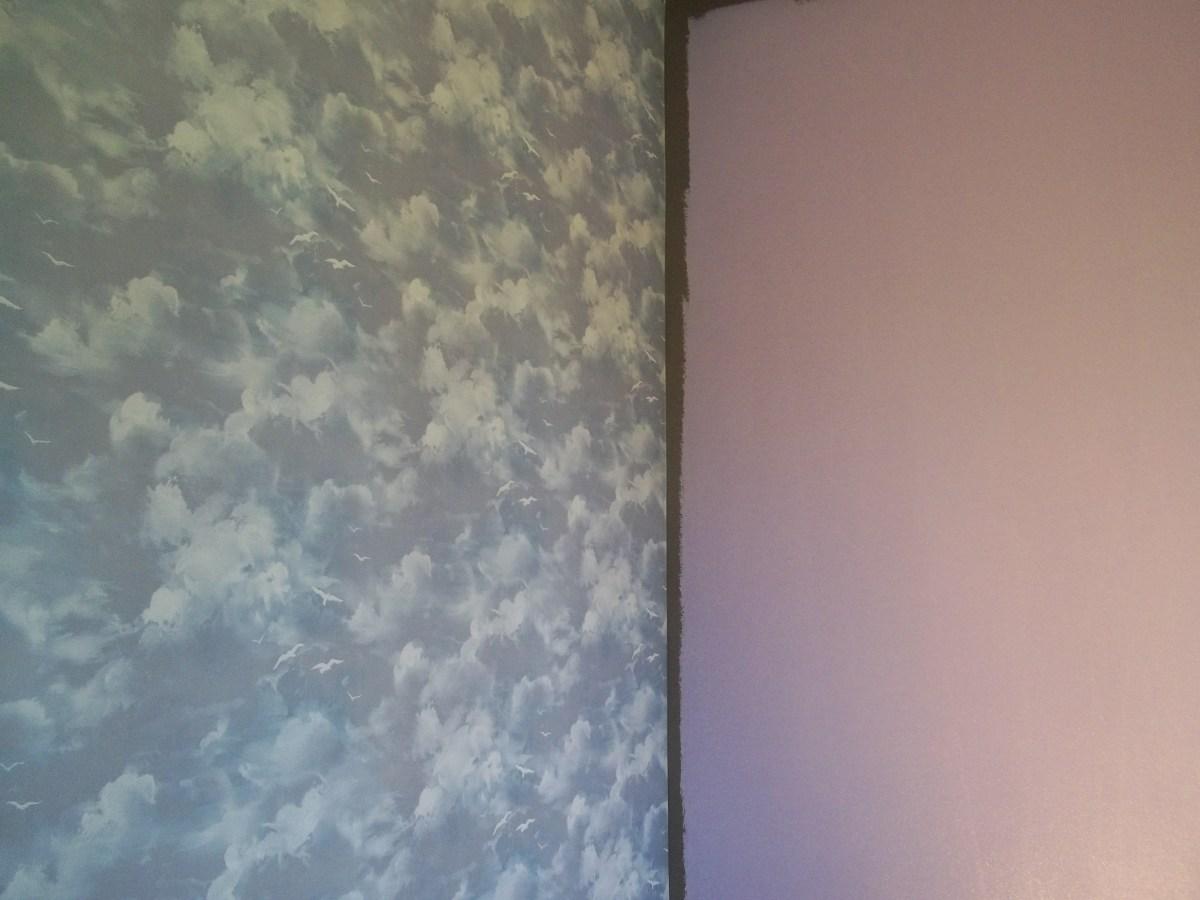 Cum se lipeste tapetul pe pereti