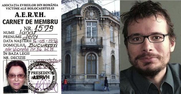alexandru tomescu str. grigore cobalcescu nr 13 Bucuresti