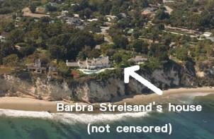 """Una crisis de película. El """"Efecto Streisand"""""""