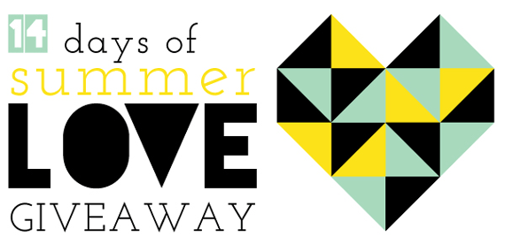 14 Days of Summer Love - Celebrate Summer with 14 Awesome Prizes!