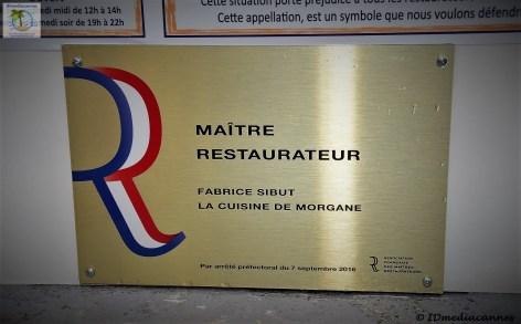 idmediacannes — restaurant la cuisine de morgane 1063 av. maréchal