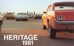Heritage 1981 clothing store