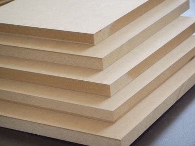 is mdf strong