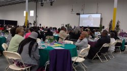 courtesy photos/rialto network  More than 300 guests attended the 9th annual State of Women in Rialto.