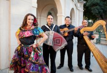 "courtesy photo/redlands community music association&lt;br /&gt;&lt;br /&gt;&lt;br /&gt;&lt;br /&gt;&lt;br /&gt;&lt;br /&gt;&lt;br /&gt;&lt;br /&gt;&lt;br /&gt;&lt;br /&gt;&lt;br /&gt;&lt;br /&gt;&lt;br /&gt;&lt;br /&gt;<br /> Musical performer Ana Gonzalez and Los Tremendos del Sur will bring crowds to their feet during  a community program, ""Many Voices, Muchas Voces,"" May 1 in Redlands."