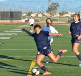 Photo Courtesy/Okeese & Cathy Wilcots<br /><br /> Carissa Wilcots was a CIF-Southern Section caliber soccer player and Carter High School's 2015 Academic Athlete of the Year.
