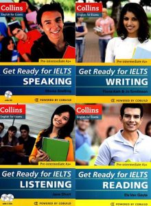 IELTS preparation books 1