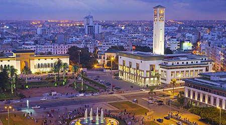 Emplacement stratégique au cœur de Casablanca