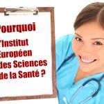 Formation paramédicale : Pourquoi l'IESS