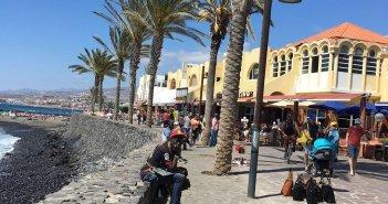 Предприниматели объединяются против планов правительства в Playa de las Américas