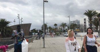 Жители и предприниматели Playa de las Americas требуют увеличить количество полицейских