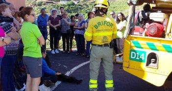 Островной Совет Тенерифе запрещает разводить огонь в горах