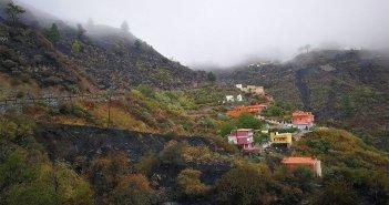 Пожар на Gran Canaria считается стабильным: от огня пострадали 2779 гектаров