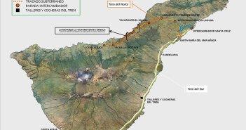 Тенерифе дает зеленый свет соглашению о разработке проекта Tren del Sur