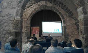 """Acte d'Albaida. Josep V. Boira parla de """"La nova política d'ordenació del territori. La gestió d'un espai complex"""""""