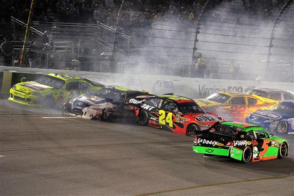 Richmond Richmond Wonderful Pistachios Fantasy NASCAR News