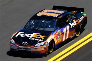 Denny Hamlin 2012 Fantasy NASCAR Preview