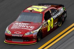 Jeff Gordon 2012 Fantasy NASCAR