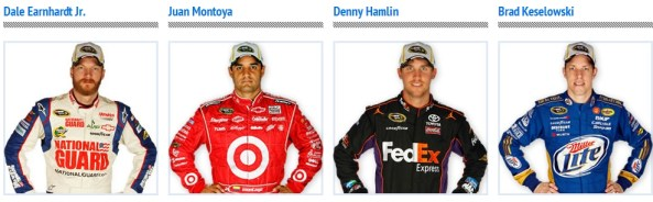 Fantasy NASCAR Head To Head