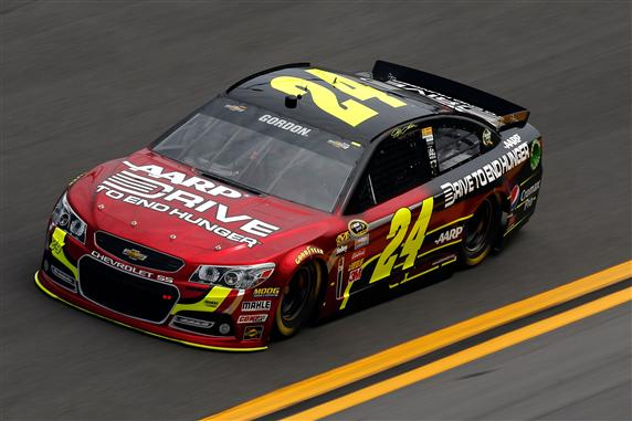Jeff Gordon Fantasy NASCAR 2013